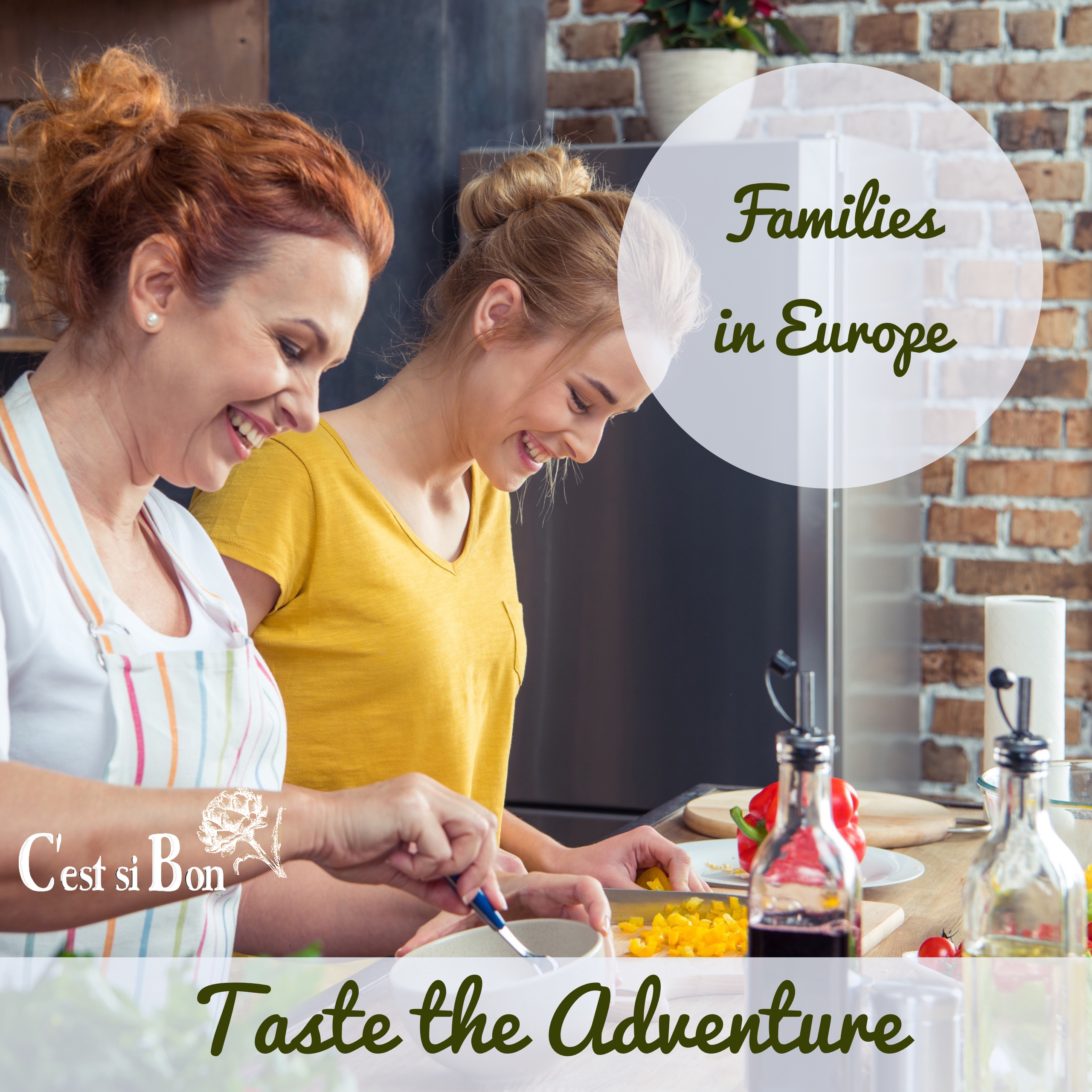 Families in Europe with Taste the Adventure