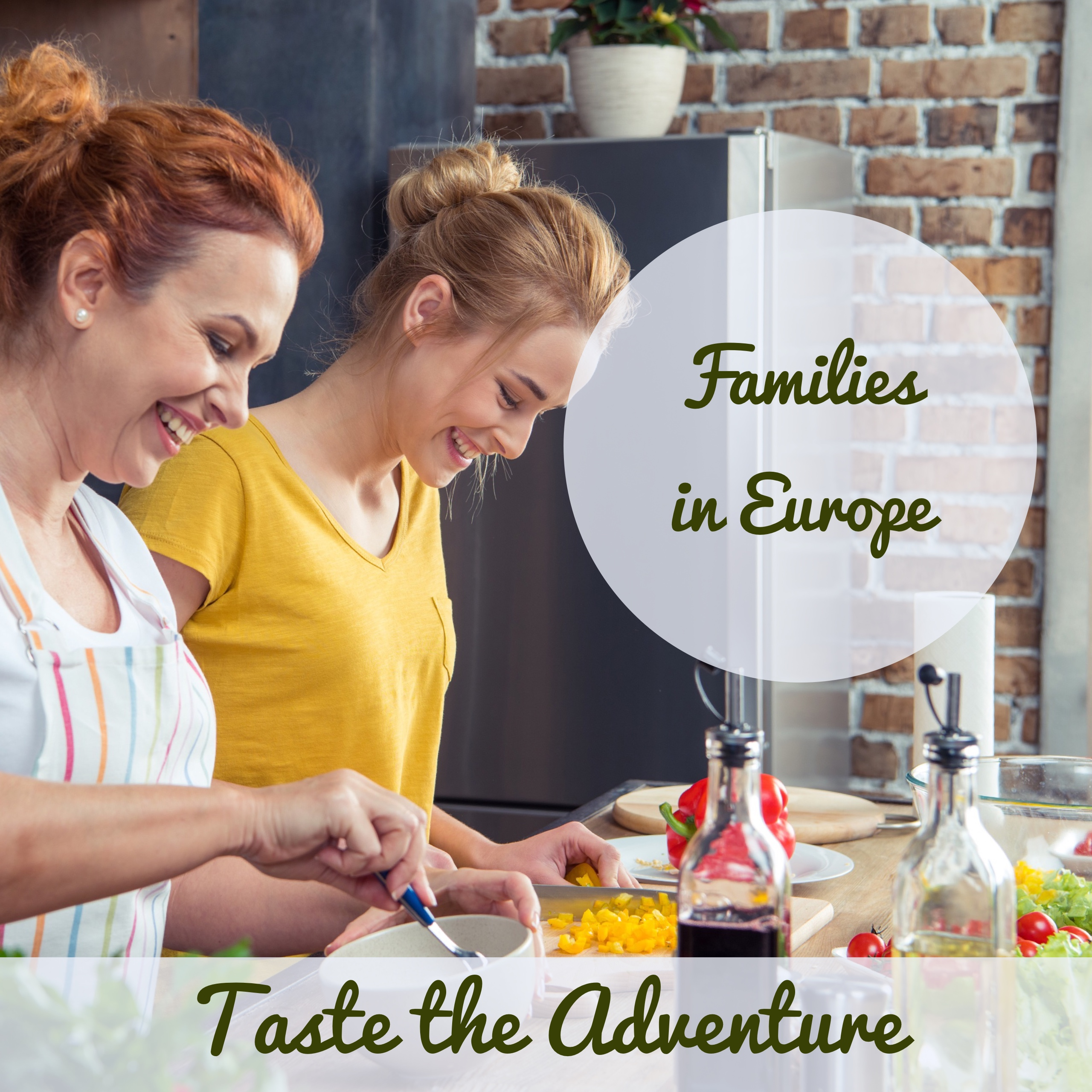 Learn about our Adventures in Europe for Families!