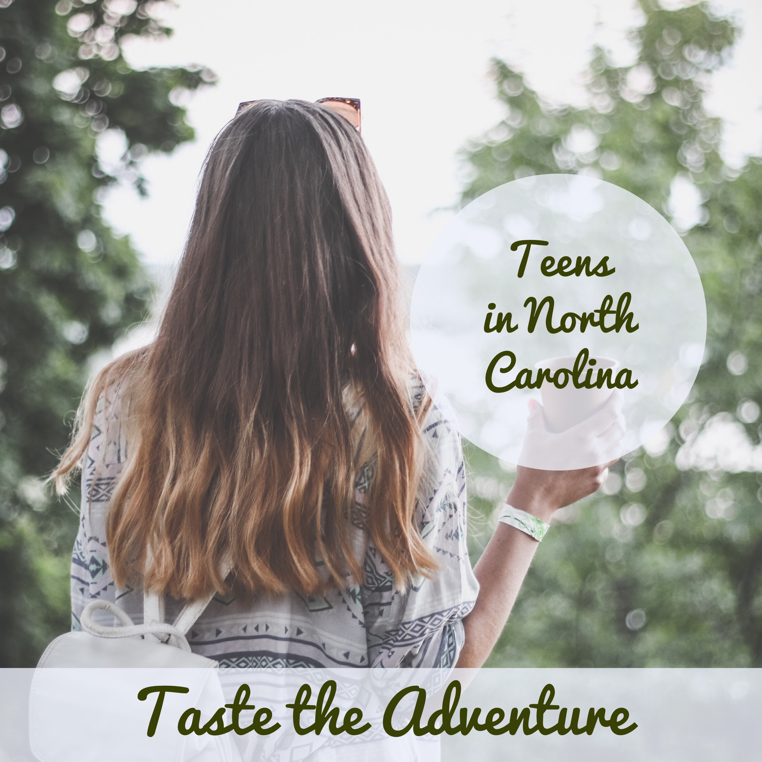 Learn about our NC Summer Adventures for Teens!
