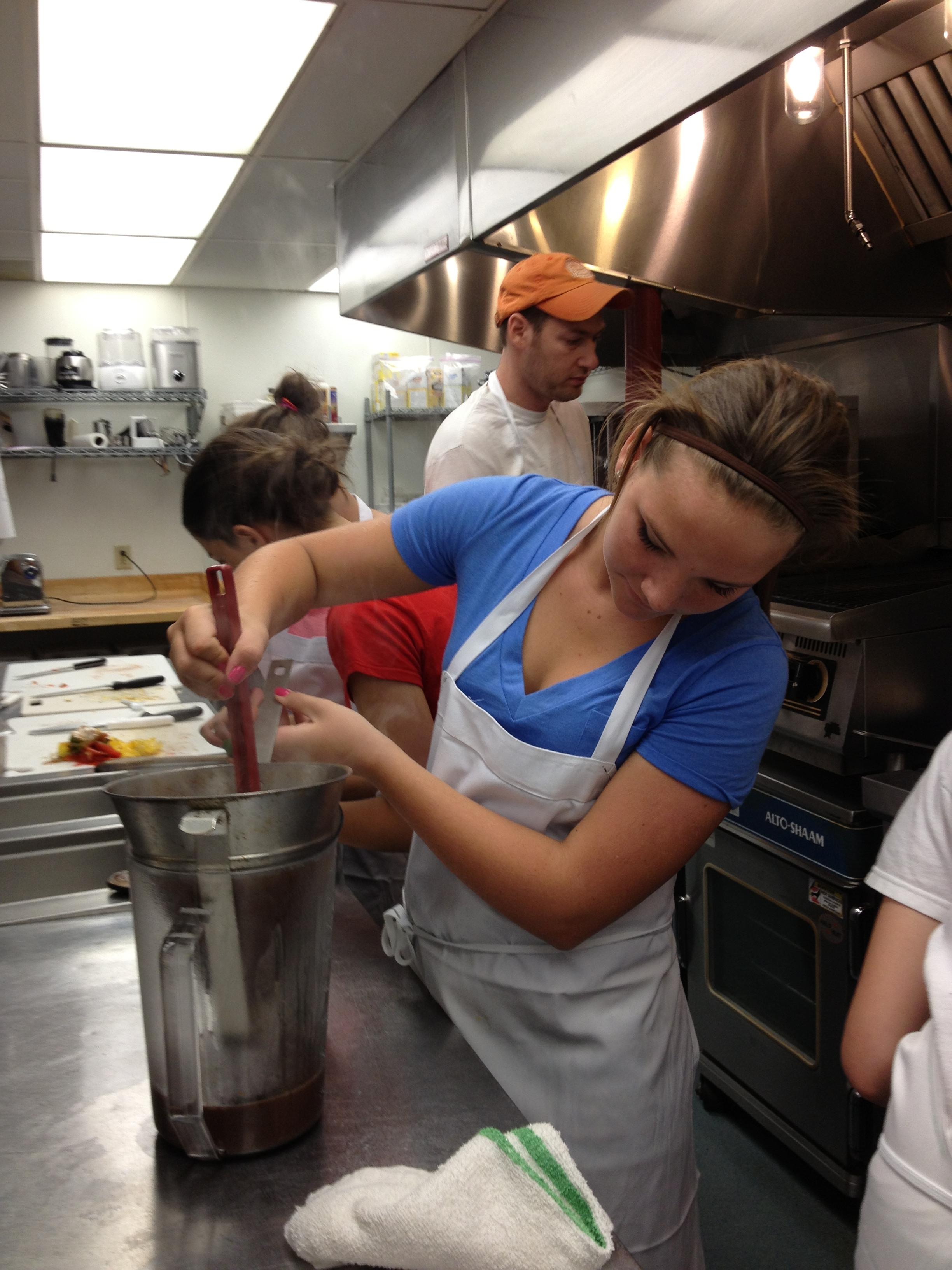 Cooking Class at Panciuto's Restaurant