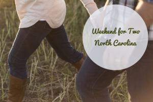 Learn about our Weekends in North Carolina!