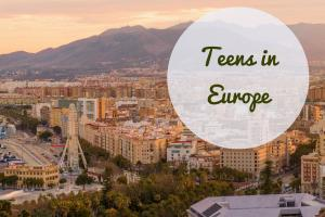 Learn about our European Teen Adventures!